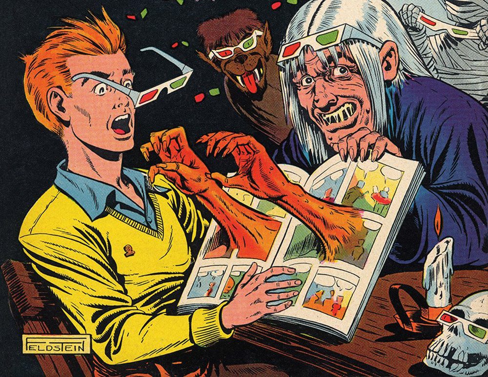 How Horror Transformed Comics
