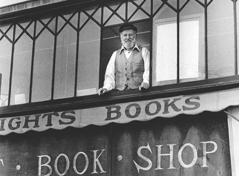 Farewell to Ferlinghetti