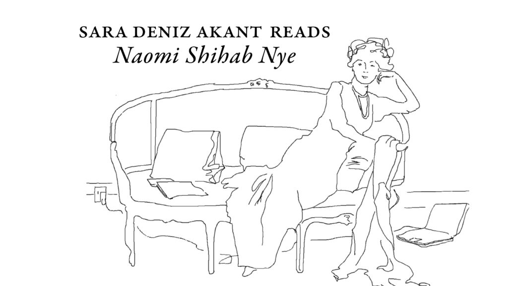 Poets on Couches: Sara Deniz Akant