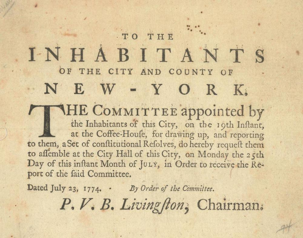 New York's Hyphenated History
