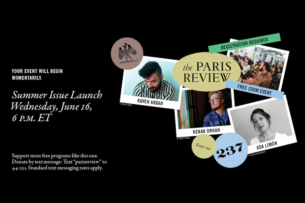 Watch the Summer 2021 Issue Launch