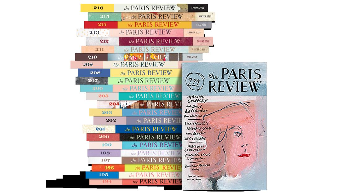 Paris Review Stack 222