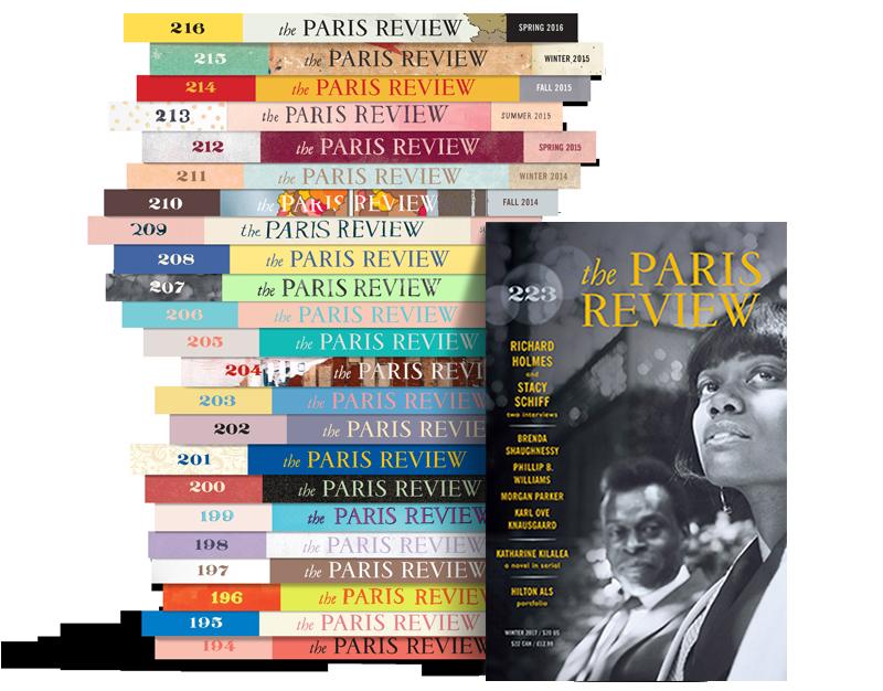 Paris Review Stack 223