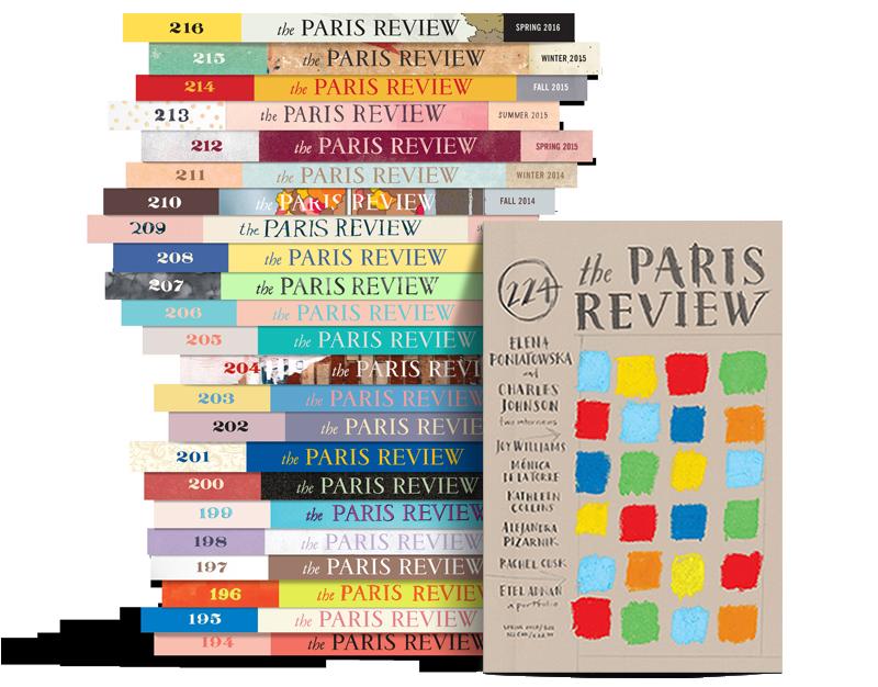 Paris Review Stack 224