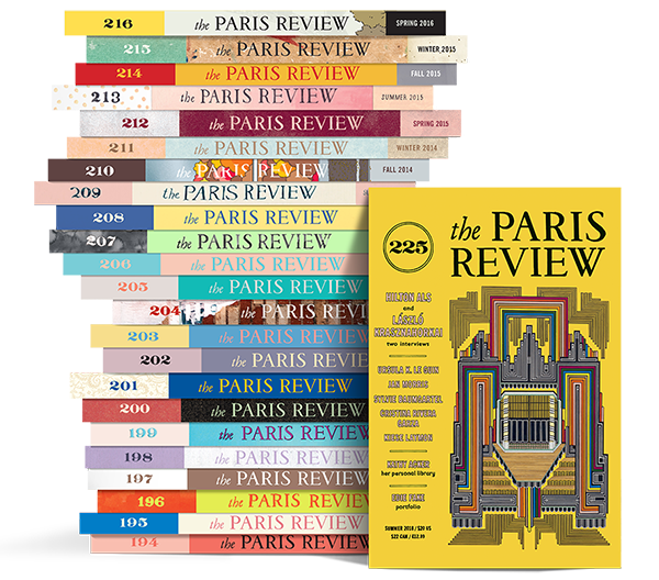 Paris Review Stack 225