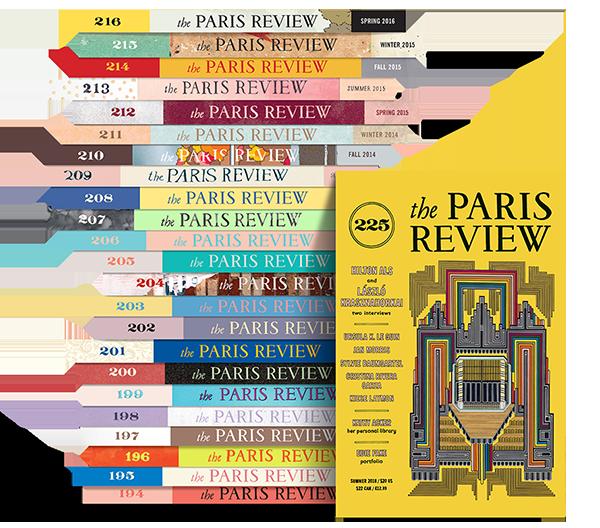 Paris Review Stack 225