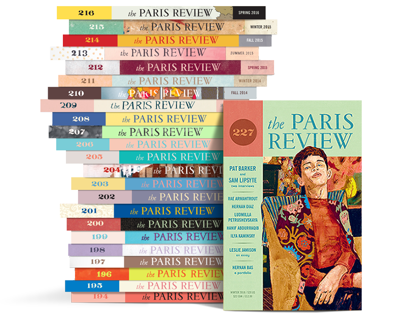 Paris Review Stack 227
