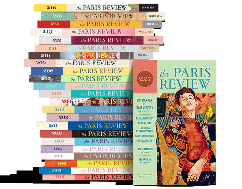 Paris Review Stack 227