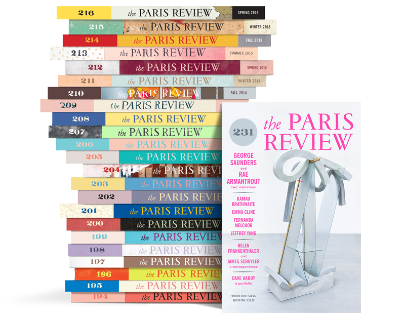 Paris Review Stack 231