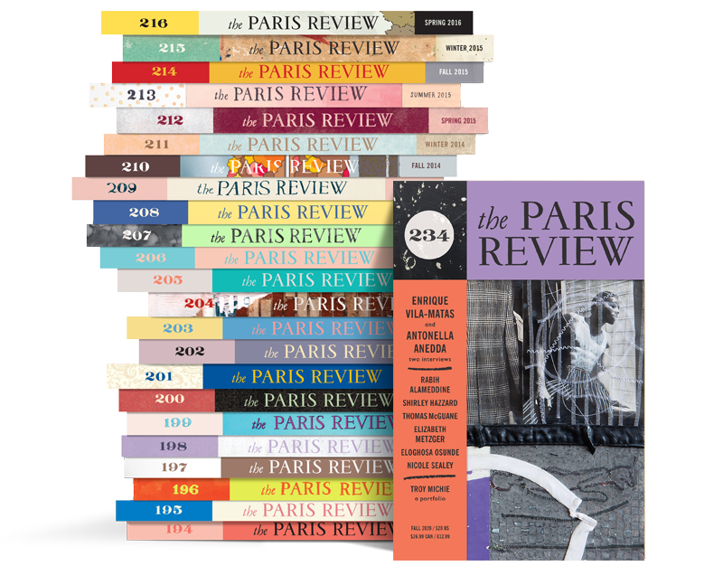 Paris Review Writing My Struggle An Exchange