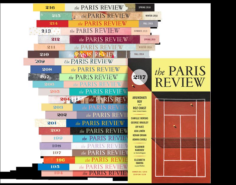 Paris Review Stack 237
