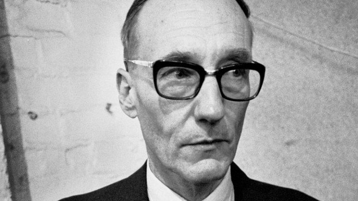 Image result for William S Burroughs