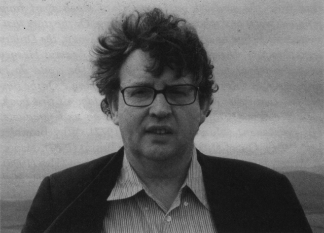 Paul Muldoon knowing my place