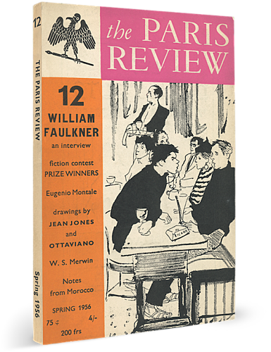 Paris Review  William Faulkner The Art Of Fiction No  Buy This Issue
