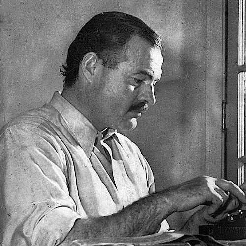 paris review ernest hemingway the art of fiction no