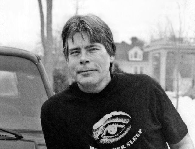 Paris Review - Stephen King, The Art of Fiction No. 189 Stephen King