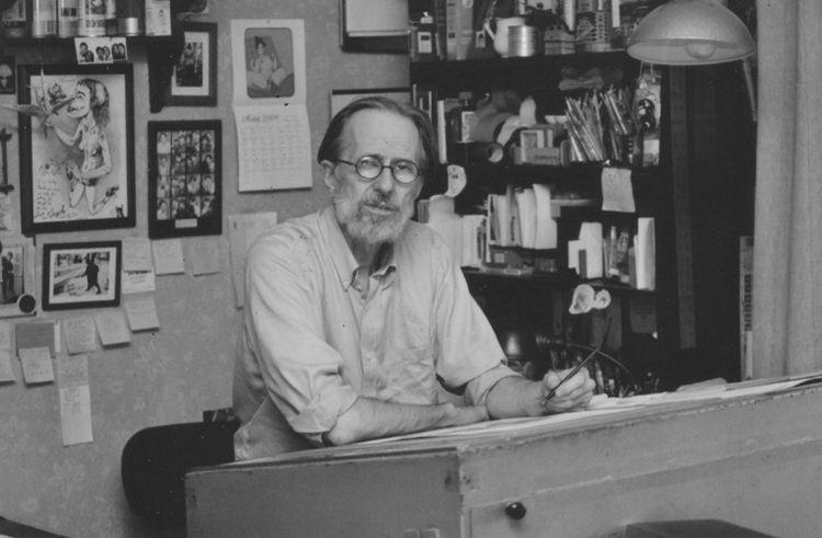 Robert Crumb Harvey Pekar - Essay