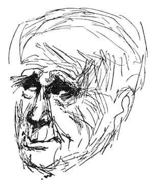 paris review robert frost the art of poetry no 2 Female Face Art