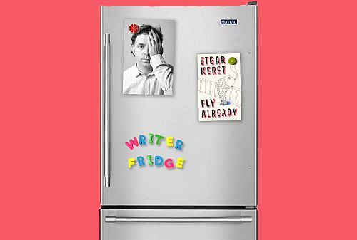 Writers' Fridges