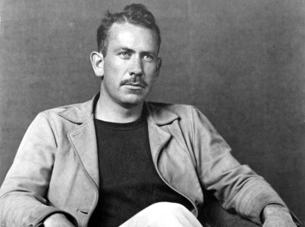 a reflection of the life and works of john steinbeck Written by john steinbeck,  download the app and start listening to travels with charley in  steinbeck's vision comes wonderfully to life in this.