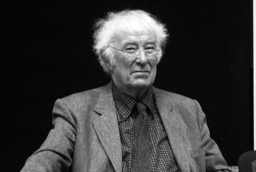 seamus heaney essays Seaumus heaney essay and catholic secessionists), the poem both marks heaney's allegiances—he was reared catholic—and records his dismay over the renewal of pointless violence.