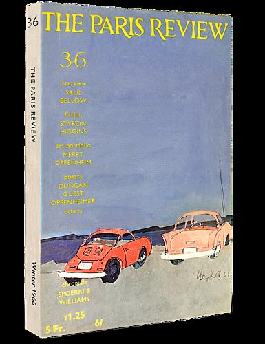 Paris Review The Art Of Fiction No 37