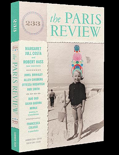 Paris Review The Art Of Poetry No 108