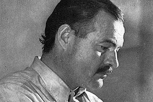 Hemingway on the art of the short story essay