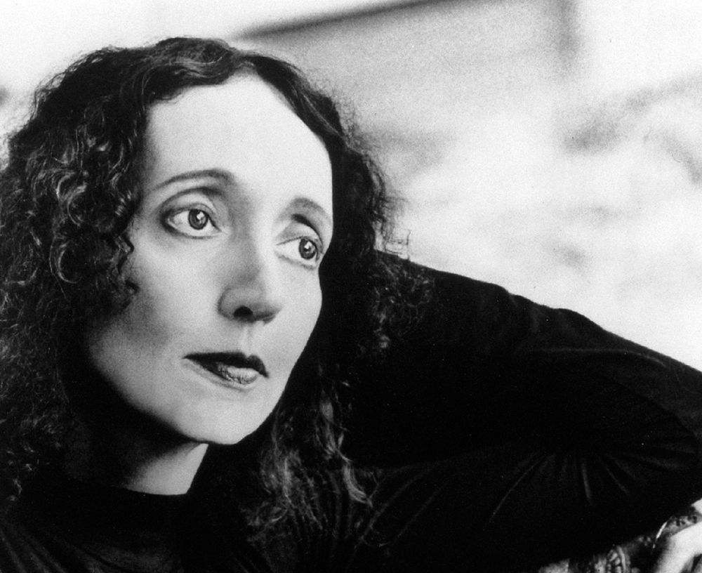 paris review joyce carol oates the art of fiction no  undefined photograph by marion ettlinger joyce carol oates