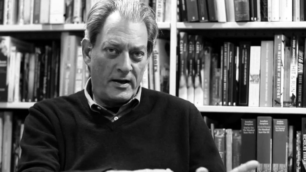Paris review paul auster the art of fiction no 178 undefined altavistaventures Image collections